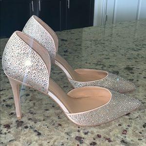 Bagdley Mischka heels